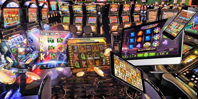 5 Jenis Permainan Slot Yang Seru Dan Memberikan Keuntungan